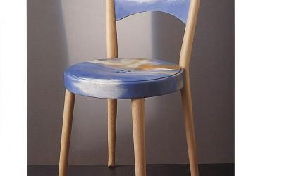 20 artisti interpretano la sedia