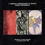 2a biennale internazionale di grafica