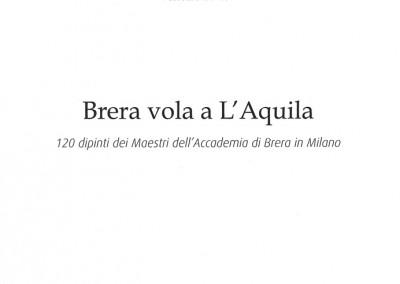 Brera vola a L'Aquila
