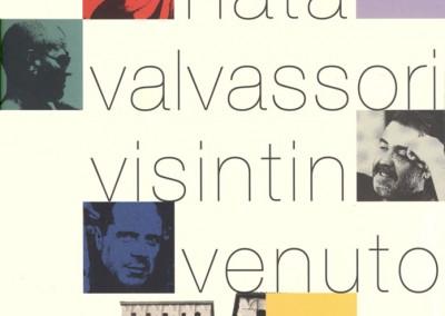 Cuàtri – Quattro artisti dal Friuli Venezia Giulia