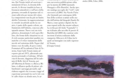 Elio Bartolini - La collezione d'arte - I cieli sopra Berlino