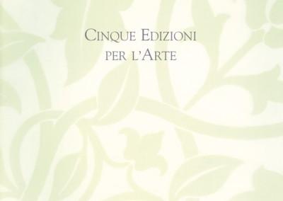 Cinque Edizioni per l'Arte – Selektarte