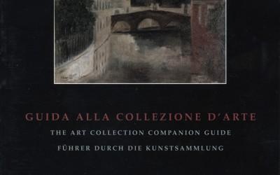 Guida alla collezione d'arte catalogo