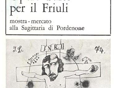 Opere d'arte per il Friuli