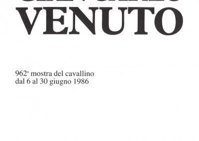 Gian Carlo Venuto – Galleria del Cavallino