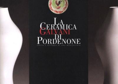 La Ceramica Galvani di Pordenone – catalogo