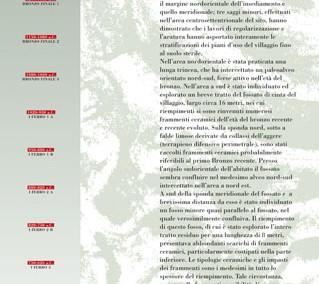 Pannello Cella Protostoria Rividischia