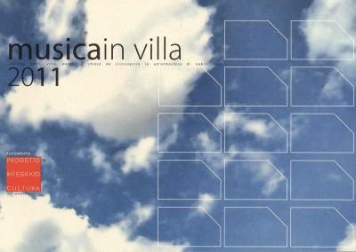 Musica in Villa 2011