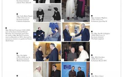 Le Saint-Siège et le Conseil de l'Europe 1970-2020