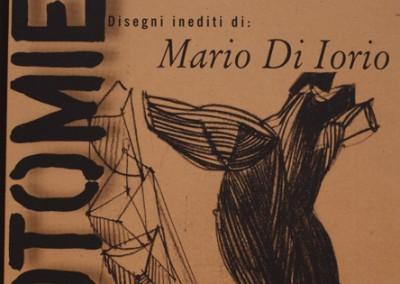 Notomie – Disegni inediti di Mario Di Iorio